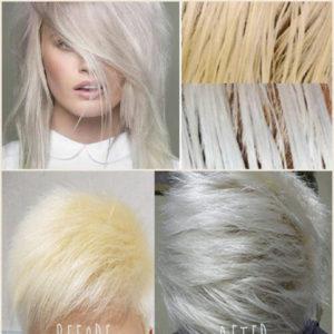 Серия за Блондинки Против Жълти Оттенъци