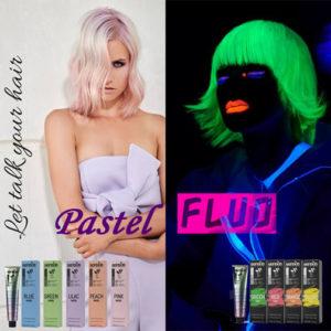 Direct Pastel Fluo Colors